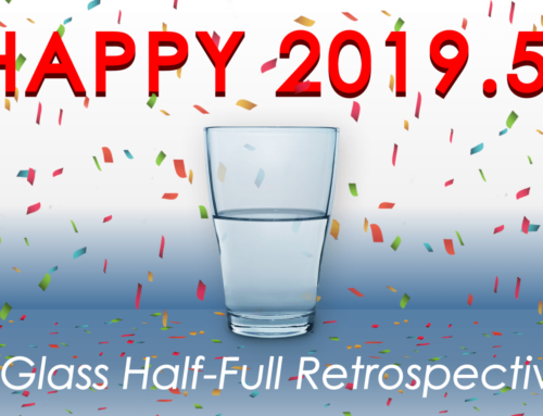 2019: Year Half Over and Glass Half Full