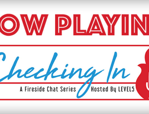 """Checking In"" – Our New Fireside Chat Video Series"